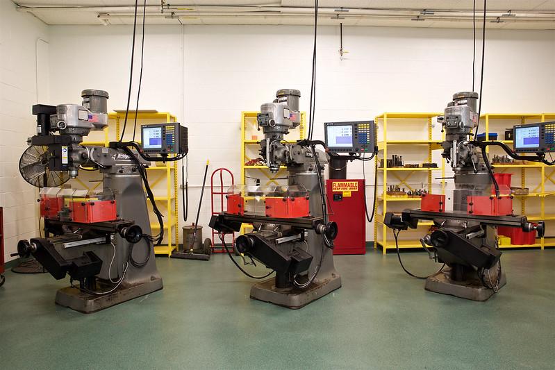 manufacturing lab equipment